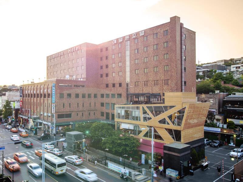 South Korea-해밀톤 호텔 이태원 (Hamilton Hotel Itaewon)