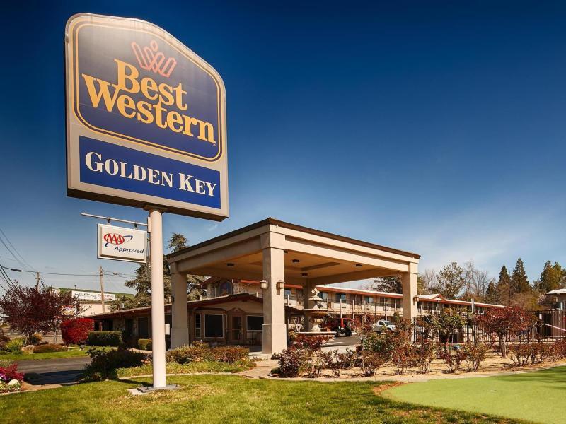 Best Western Golden Key - Auburn, CA 95603