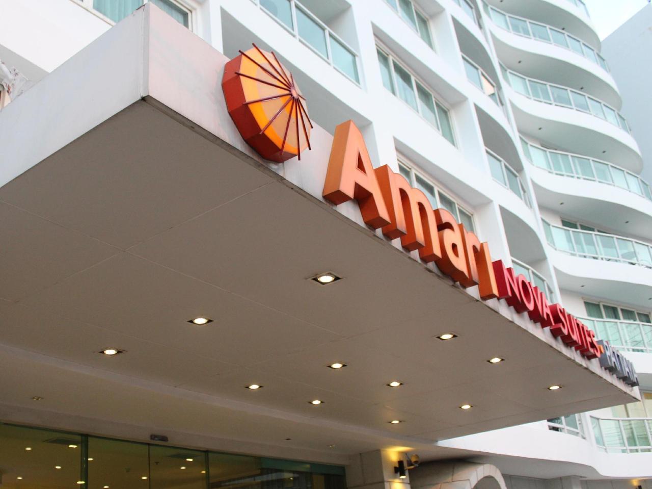 อมารี โนวา สวีท พัทยา (Amari Nova Suites Pattaya)