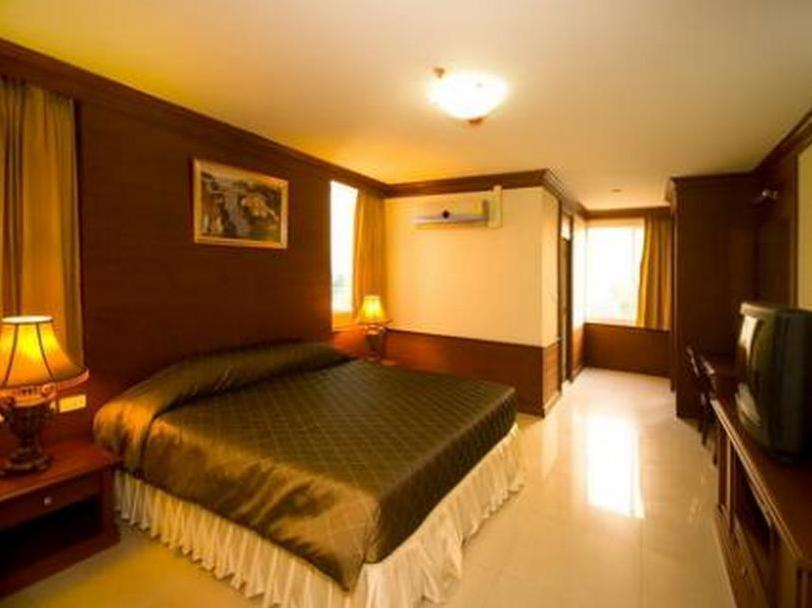 โรงแรมคอนวีเนียน พาร์ค กรุงเทพ