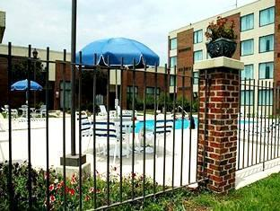 Holiday Inn Rocky Mount Hotel Rocky Mount (NC) - Swimming Pool