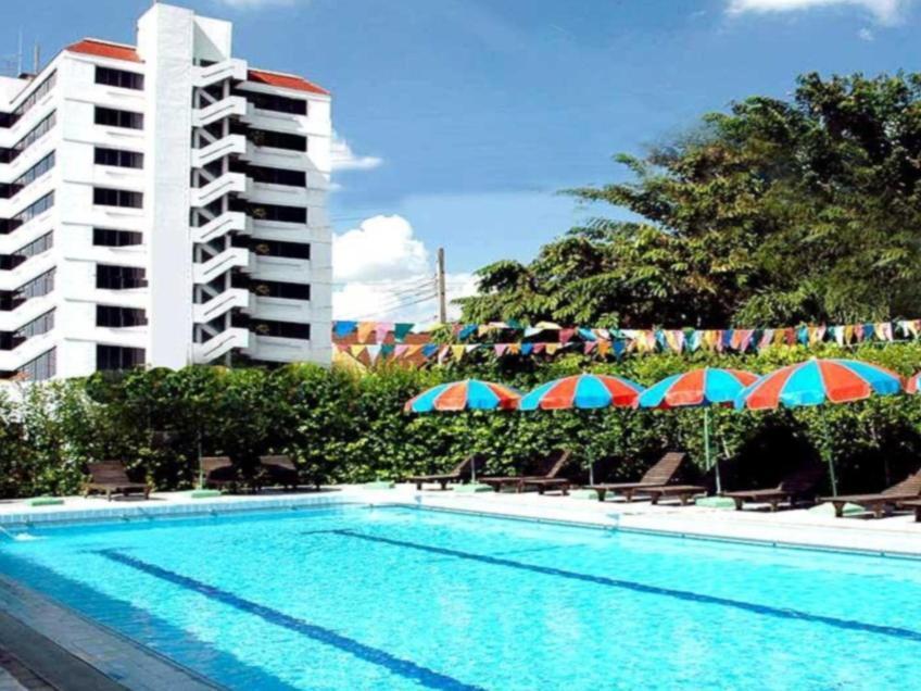 โรงแรมบางกอก รามา