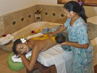 阿拉姆纱丽可丽基酒店 巴厘岛 - 水疗中心