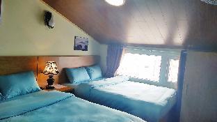 Deluxe Quad Room near Da Lat market Dalat Lam Dong Vietnam