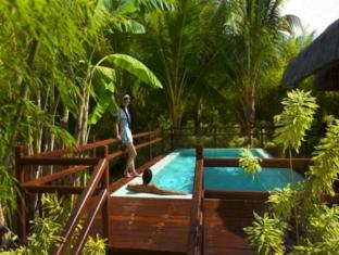 Eskaya Beach Resort and Spa Bohol - Balai Type 2 Swimming Pool & Whirlpool Bath Villa