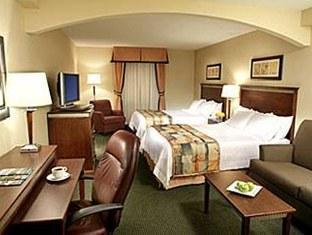 Fairfield Inn & Suites by Marriott Toronto Airport Toronto (ON) - Guestroom