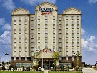 Fairfield Inn & Suites by Marriott Toronto Airport Toronto (ON) - Exterior