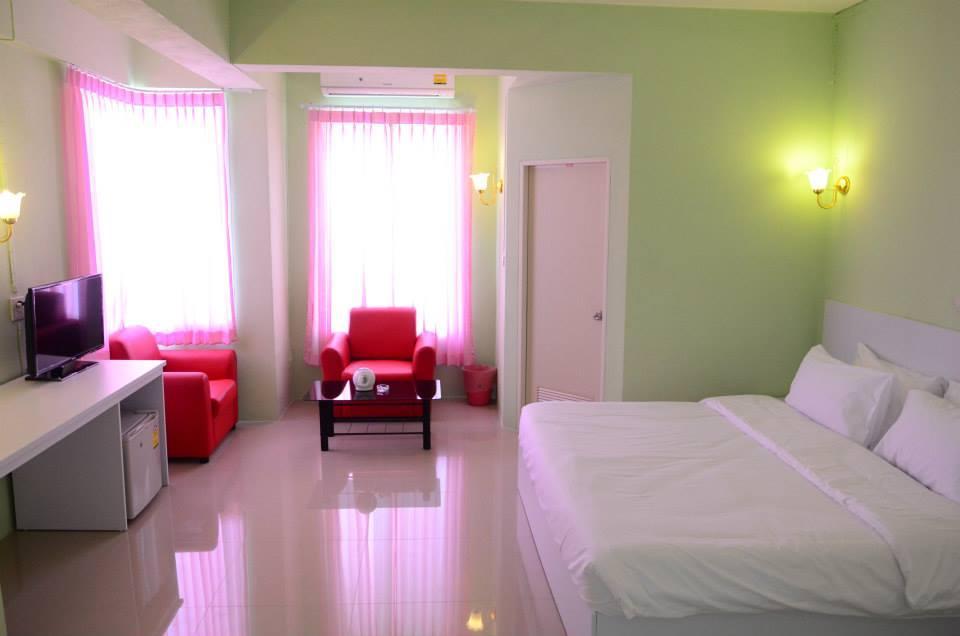 Siamapple Hotel and Resort,สยาม แอปเปิ้ล โฮเต็ล แอนด์ รีสอร์ต