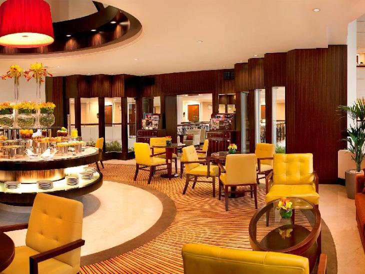 Roda Al Bustan Hotel photo 5