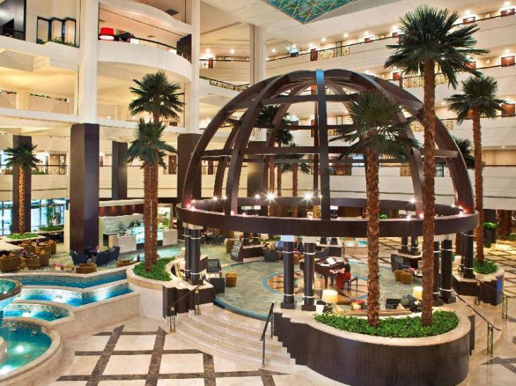 Roda Al Bustan Hotel photo 1