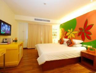Hip Hotel Bangkok Bangkok - Pokój gościnny
