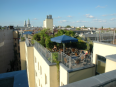 Upstalsboom Hotel Friedrichshain Berlino - Vista/Panorama