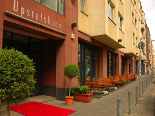 Upstalsboom Hotel Friedrichshain Berlino - Ingresso