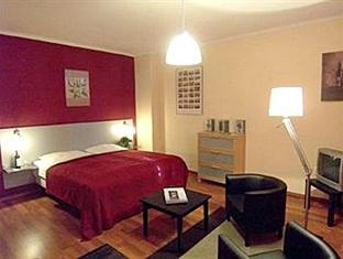 Apartcity Serviced Apartments Berlin - Gostinjska soba