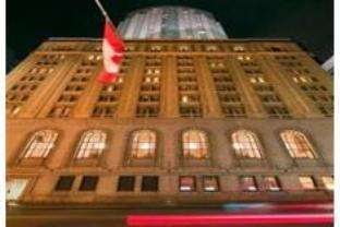 One King West Hotel and Residence Toronto (ON) - Utsiden av hotellet