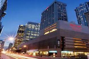Marriott Toronto Bloor Yorkville Hotel Toronto - Hotellin ulkopuoli