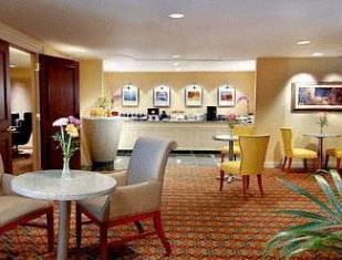 Marriott Toronto Bloor Yorkville Hotel Toronto - Kahvila/Kahvila