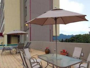 Howard Johnson Plaza Vancouver Hotel Vancouver (BC) - Balcony/Terrace