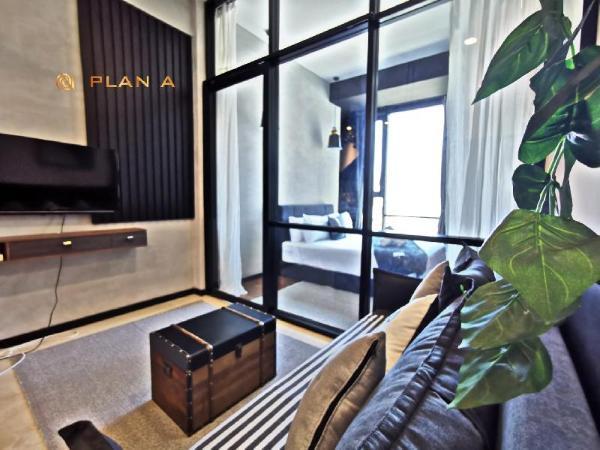 Sanitized UnitInfinity  City Views 2BR Apartment Kuala Lumpur