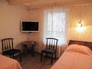 A homy room  facing the sea