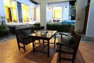 %name AnB pool villa with Cozy2BR close to Jomtien beach พัทยา