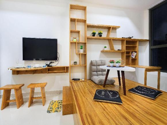 2# Alina Apartment near to Ben Thanh for 1-2 Pax