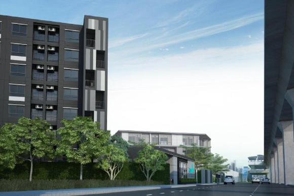 Aspire Ladprao 113 - Top floor