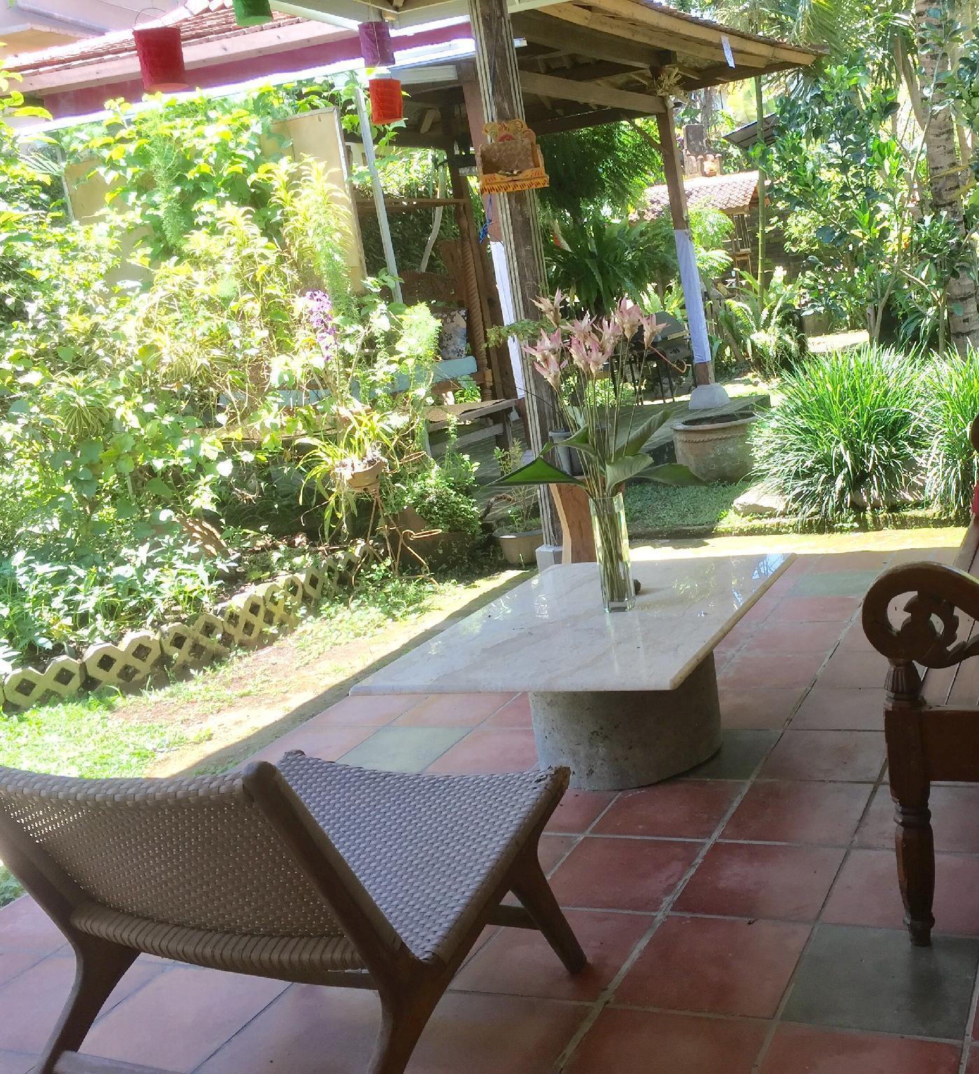 A Peacefull Bungalow near Center of Ubud
