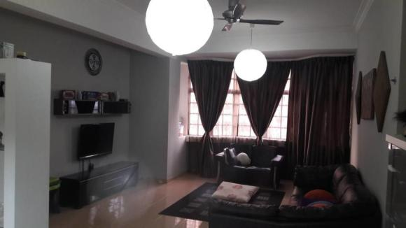 Spacious Furnished Condo
