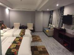 Deluxe Tianmenshan Mountain double bed room , Hengyang