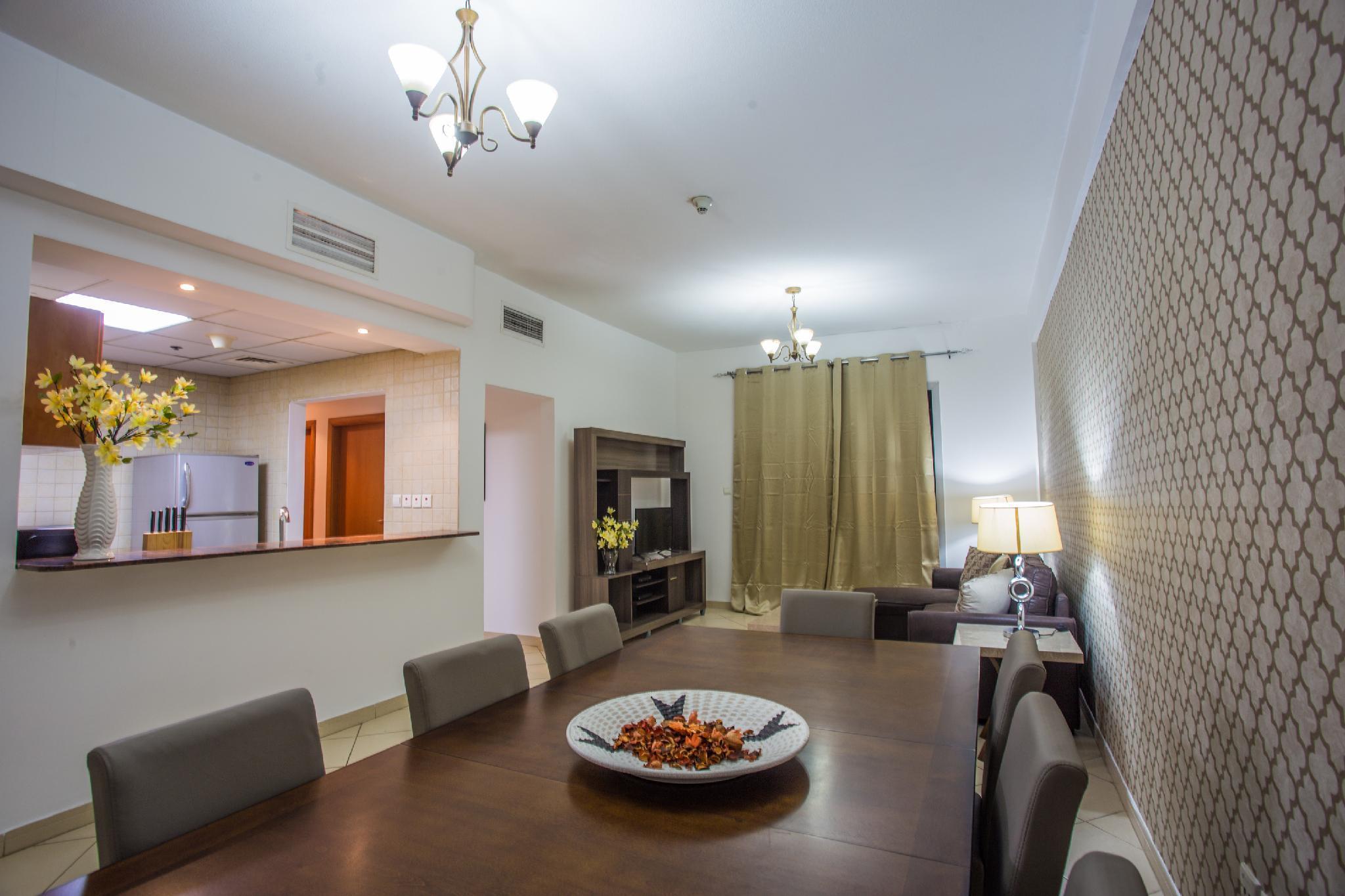 Deluxe Dubai Marina Sea View Apartment, Pool&View – Dubai 5