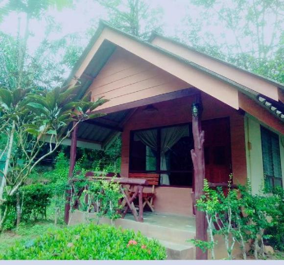 KhaolakMountainViewBungalows with Air.con