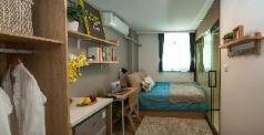 Yishi Youth Hostels-Stand suite/queen size bed A, Shanghai