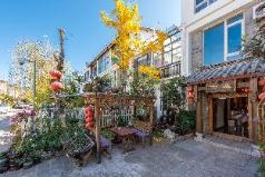 Shuhe Ancient Town Villa Sunshine King Bed, Lijiang