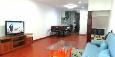 Guangzhou apartment three beds for four persons, Foshan