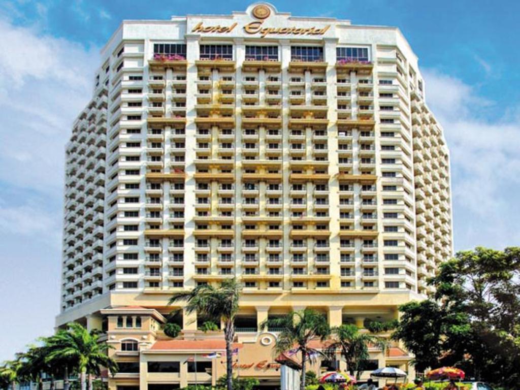 马六甲贵都大饭店 (Hotel Equatorial Melaka)