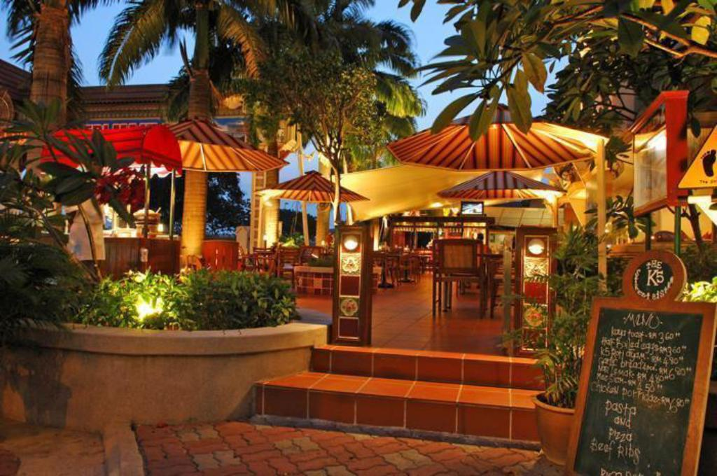餐厅 马六甲贵都大饭店 (Hotel Equatorial Melaka)