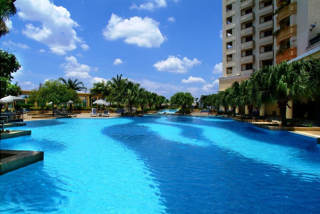 室外游泳池 马六甲贵都大饭店 (Hotel Equatorial Melaka)
