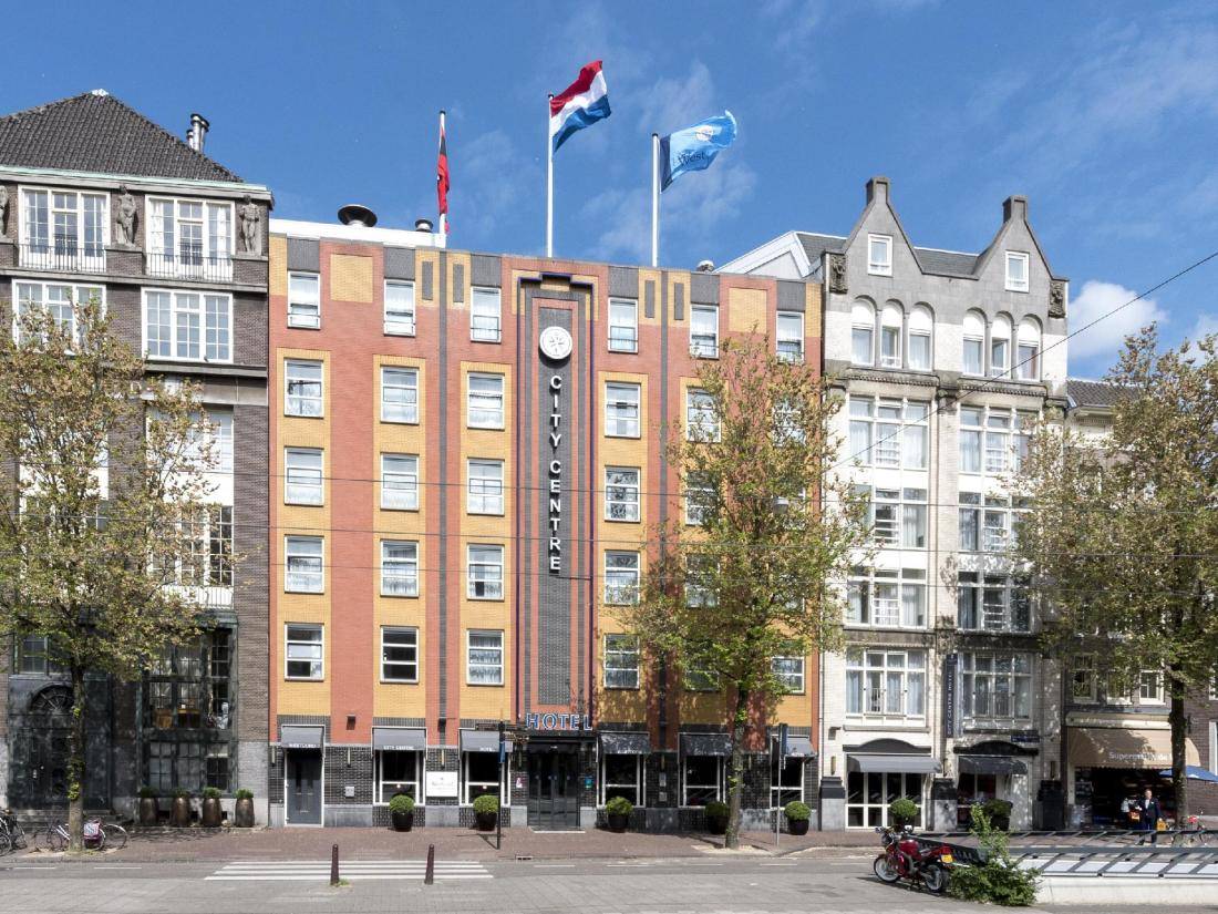 Book Westcord City Centre Hotel Amsterdam Netherlands