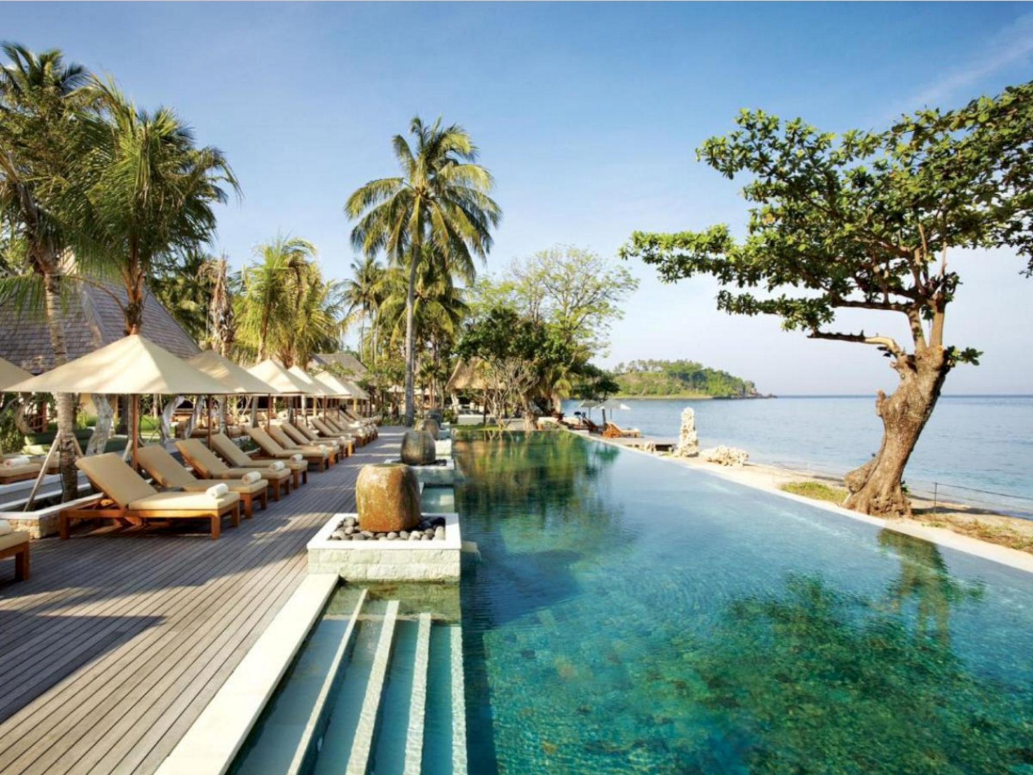 Qunci Hotel and Pool Villas