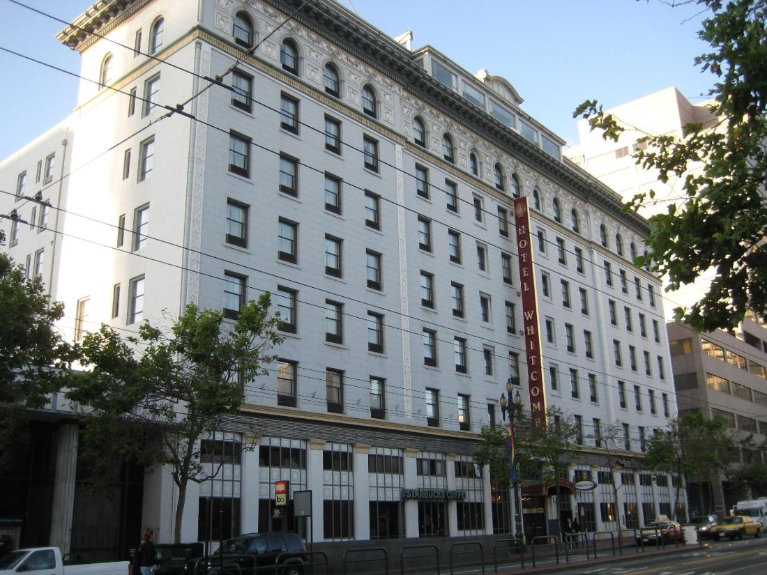 Double Standard Room Hotel Whitcomb