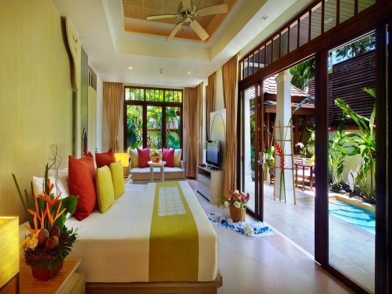 Best price on melati beach resort spa in samui reviews for Garden pool villa outrigger koh samui