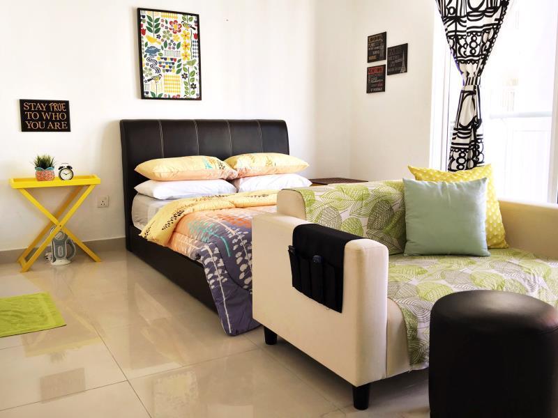 A5 Studio Apartment At Damansara Perdana