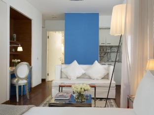 J Plus Hotel by YOO Hong Kong - Tranquil Blue Suite