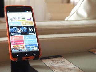 J Plus Hotel by YOO Hong Kong - Handy Phone