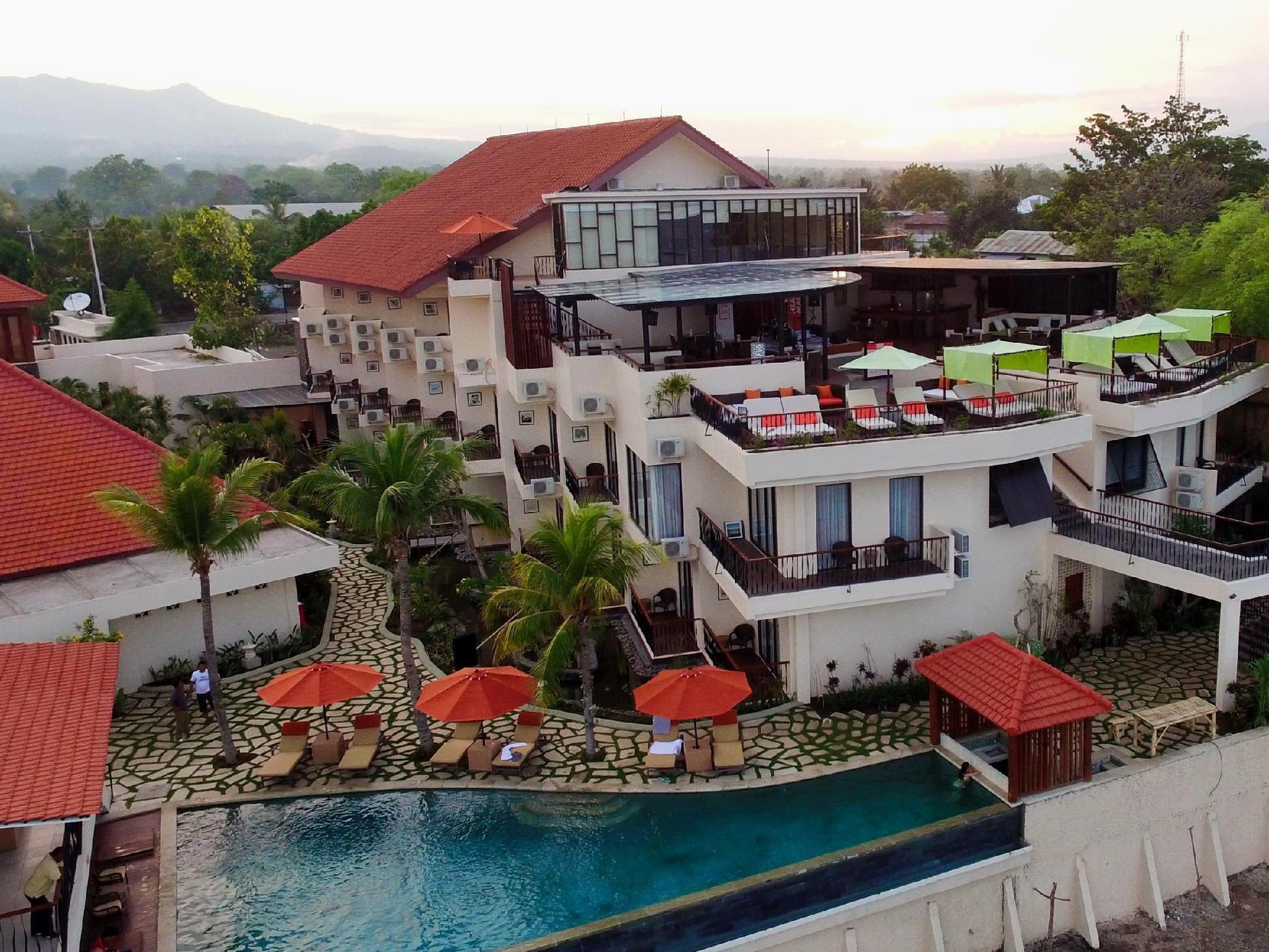 Capa Maumere Resort