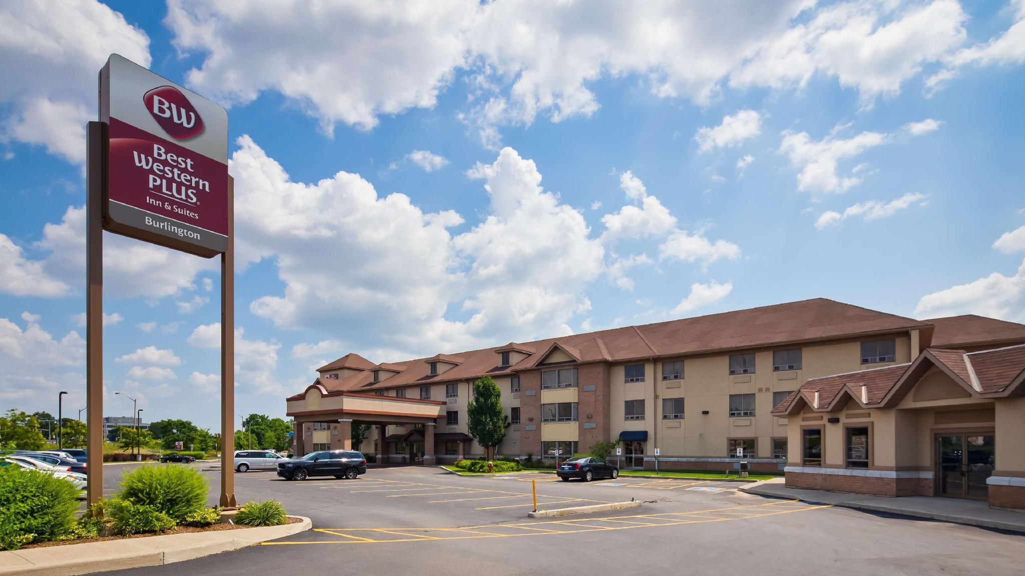 Best Western Plus Burlington Inn And Suites