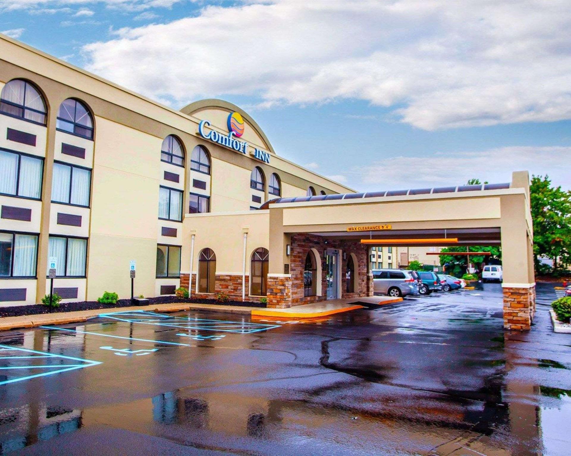 Comfort Inn Edison - New Brunswick
