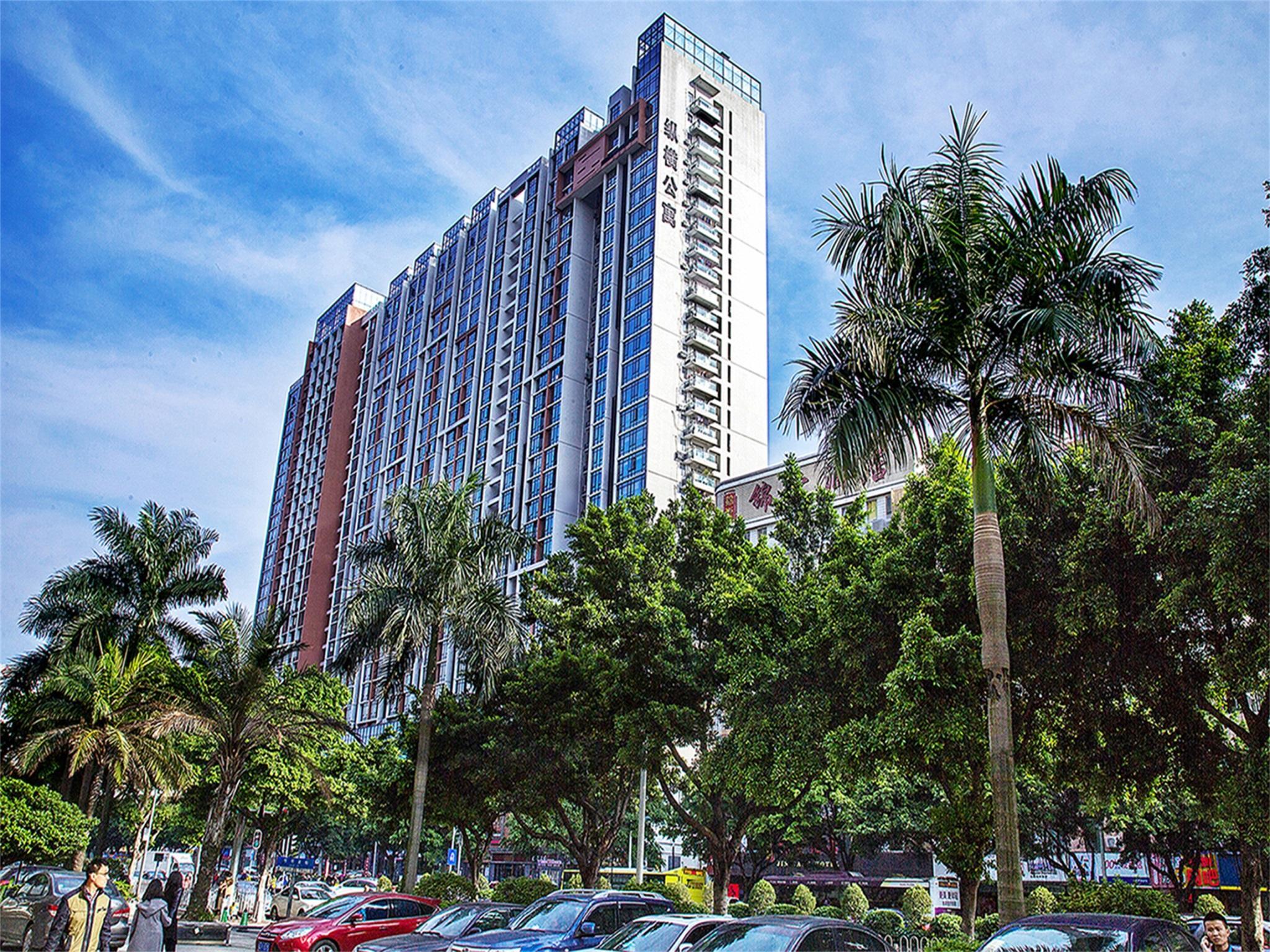 Longqiang International Apartment