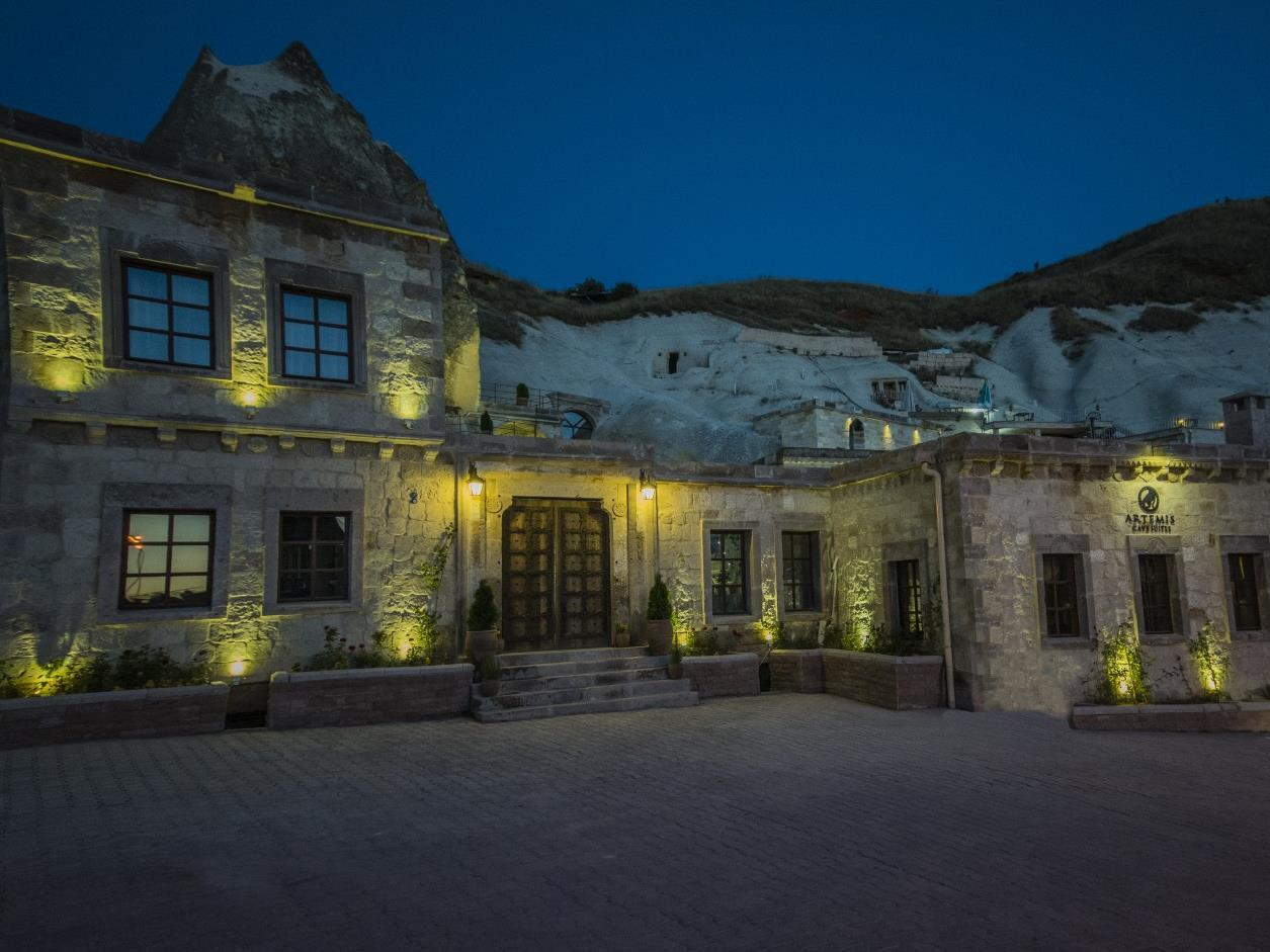 Goreme Village Cave House Hotel In Turkey Europe